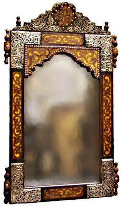 Moroccan Wall Mirror