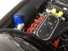 Miami Vice Ferrari Daytona 1:18 - TOP UNIKAT- | eBay