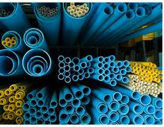 Pipes & Tubing - Meca Racking Solutions