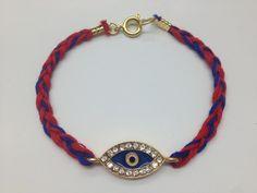 Lila&Sirena: DIY | Evil Eye Jewelry