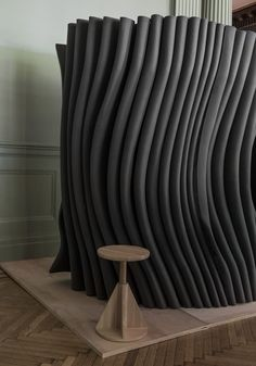 Philippe Malouin Creates Experimental Space Dividers in Collaboration with Hem — anniversary magazine Office Dividers, Space Dividers, Furniture Decor, Furniture Design, Smart Textiles, Screen Design, Coworking Space, Showcase Design, Modern Design
