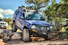 The Ol'Blueberry Beast - Second Generation Nissan Xterra Forums (2005+)