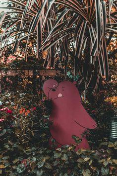 wallpaper we bare bears Cute Pastel Wallpaper, Bear Wallpaper, Emoji Wallpaper, Kawaii Wallpaper, Tumblr Wallpaper, Wallpaper Backgrounds, Bear Tumblr, We Bare Bears Wallpapers, Wreath Drawing