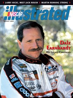 NASCAR ILLUSTRATED. #DaleEarnhardtArt http://www.pinterest.com/jr88rules/dale-earnhardt-art/