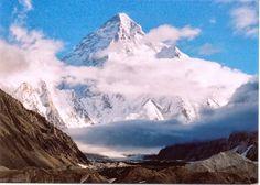 K2 Worlds secong highest cliff