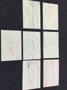 Inpakpapier maken/versieren voor de inpakpiet!! - voorbereidend schrijven, schrijfpatronen - Gemaakt door groep 2 leerlingen. Quilts, Blanket, Quilt Sets, Blankets, Log Cabin Quilts, Cover, Comforters, Quilting, Quilt
