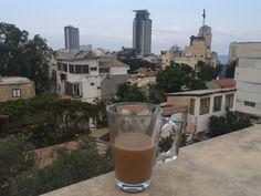 Coffee and Tel Aviv