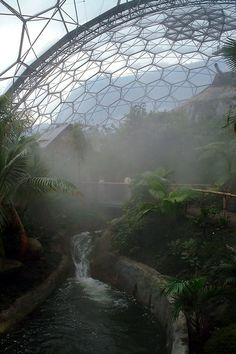 Eden Project by Grimshaw Architects