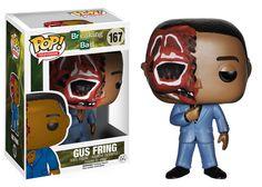 Funko POP TV: Breaking Bad - Dead Gustavo Fring