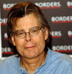 Stephen King Wants To Keep You Warm, Maine! Patrick Rothfuss, Steven King, King Photo, King Of My Heart, I Love Reading, Celebs, Celebrities, Take That, Celebrity