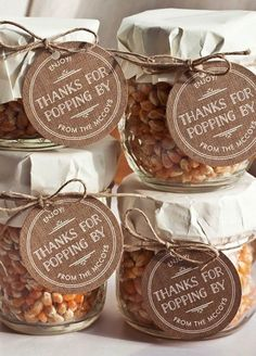 These DIY favors are great for any budget