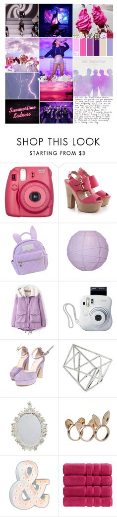 """""""☾i got one less problem without you ☽"""" by focusongigi ❤ liked on Polyvore featuring Fujifilm, cutekawaii, JVL, Topshop, Vintage Marquee Lights, Polaroid, Authentic Models, Christy and doveandgigiaregoals"""