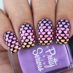 Uberchic Beauty Mother's Day Mini Stamping Plate - Swatches & Review by Olivia Jade Nails