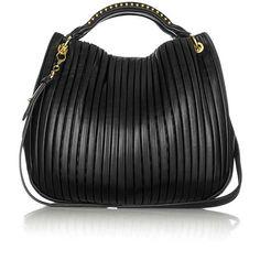 Miu Miu Bag Plisse black