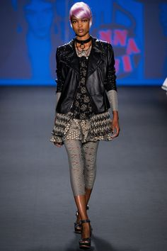 Anna Sui Spring 2013 Ready-to-Wear Collection Slideshow on Style.com
