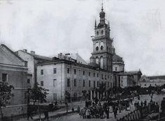 Львів кінця ХІХ – початку ХХ століття