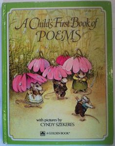 "Picture Book House Reviews A Child's First Book of Poems- a Nies' family favorite and a ""must own"" in our house!"