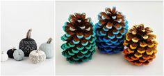 ¡decora Tu Casa con Frutos de Otoño! | Ideas Decoradores