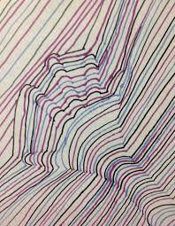 Resultado de imagen para victor vasarely optical illusions