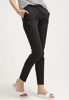 New Look Spodnie materiałowe - black za 70,85 zł (12.02.17) zamów bezpłatnie na Zalando.pl.