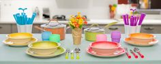 La tavola si colora di novità da Kasanova