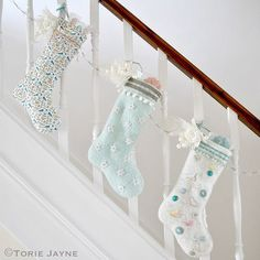 I have made four Christmas stockings, all of which use this pattern. For the felt stockings there is no need to add seam allowance due to the way they are stitched together. Christmas Mood, Christmas Makes, Blue Christmas, Christmas Colors, Christmas Stairs, Christmas Glitter, Elegant Christmas, Christmas Wishes, Merry Christmas