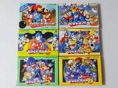 Complete Rockman (Megaman) famicom collection! http://goo.gl/9NJBSA  #rockman #megaman #campcom @Capcom_Unity #nes