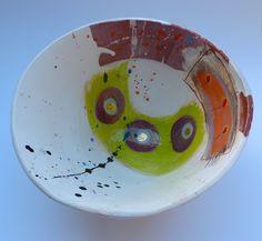 September pot © Linda Styles Ceramics 2014
