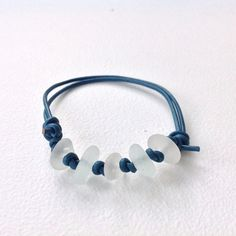 s glass anklet page d shop sea product