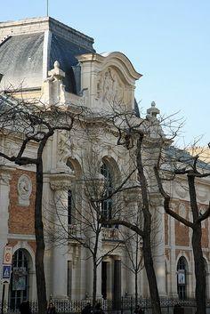Manufacture des Gobelins, 42 Avenue des Gobelins, Paris XIII