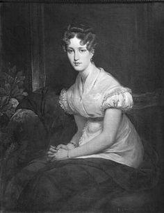 Louise Cordélia Eucharis Greffulhe, Marquise de Castellane-Novejean.