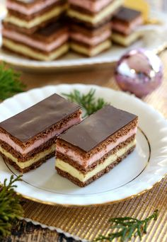 Hungarian Recipes, Cheesecake Recipes, Cake Cookies, Tiramisu, Sweets, Snacks, Baking, Ethnic Recipes, Food