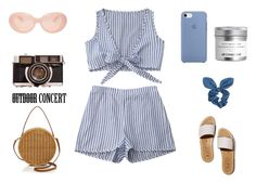 """""""#27"""" by giulstrbl on Polyvore featuring moda, Serpui, Dorothy Perkins, Acne Studios, 60secondstyle e outdoorconcerts"""