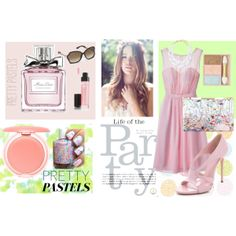 """#prettypastels"" by susy-cestari on Polyvore"