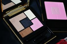 YVES SAINT LAURENT DÉSIR DE JOUR COLLECTION SPRING 2015