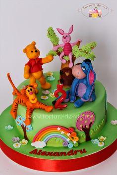 Tort cu Winnie si prietenii lui