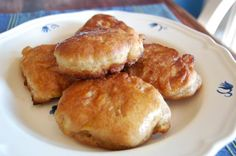 Simple Apple Fritters