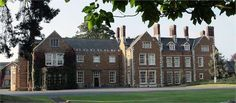 Brooksby Hall Wedding Venue   hitched.co.uk