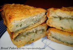 Vegan- yummiest stuffed potato-bread thing yet!