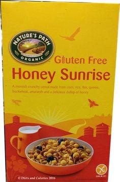 Nature S Path Gluten Free Sunrise Crunchy Honey Cereal