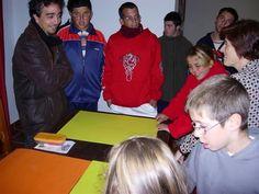 """2008-11-24 DD.HH. en Llerena. Taller de dibujo """"Los Derechos Humanos"""""""
