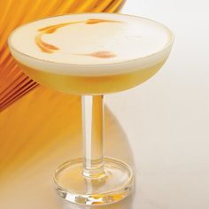 Pisco Sour. The National Cocktail of Peru.