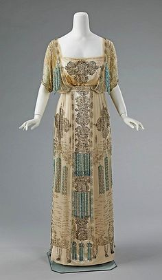 Historical fashion and costume design. 1900s Fashion, Edwardian Fashion, Vintage Fashion, Vintage Beauty, Vintage Gowns, Vintage Outfits, Style Édouardien, Club Style, Edwardian Dress