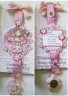 Cute bookmark!!  Teacher / Friend gift
