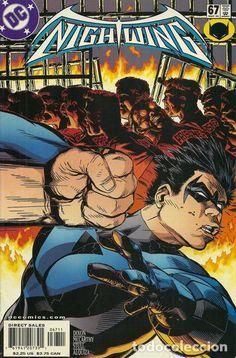 NIGHTWING #67, DC COMICS, 2.002, USA