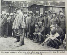 WW1 Indian soldiers in POW camp, Germany. -Researching WW1 (@researchingww1)…