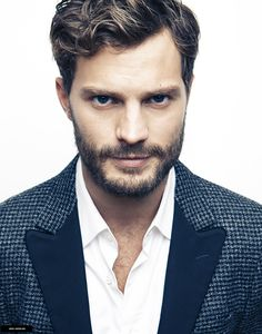 Jamie Dornan for Glamour UK 2014