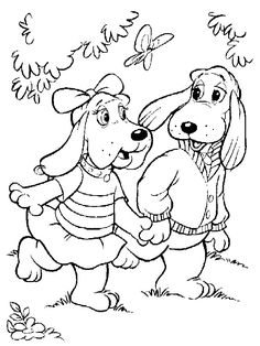 Best Coloring: Coloring pages of pound puppies toys - Amazing Coloring sheets - Cupcake Coloring Pages, Puppy Coloring Pages, Alphabet Coloring Pages, Coloring Pages For Girls, Coloring Pages To Print, Colouring Pages, Coloring For Kids, Printable Coloring Pages, Coloring Sheets