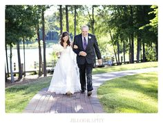 Tim & Jordan : Trump National Golf Course Wedding Photographer : Lake Norman, North Carolina