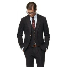 GANT Antique Stripe Blazer